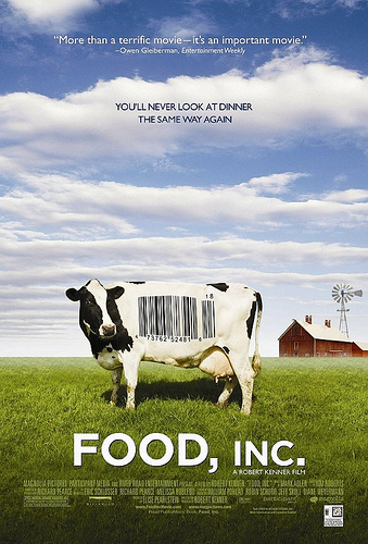 Food Inc, Movie